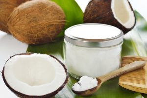 Coconut Oil for Survival