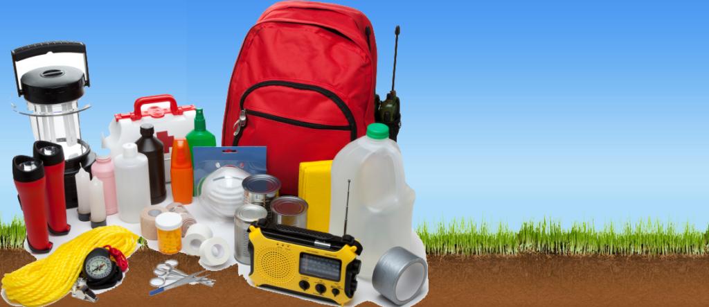 emergency-earthquake kit