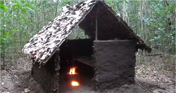 Tips for Building Bushcraft Shelters