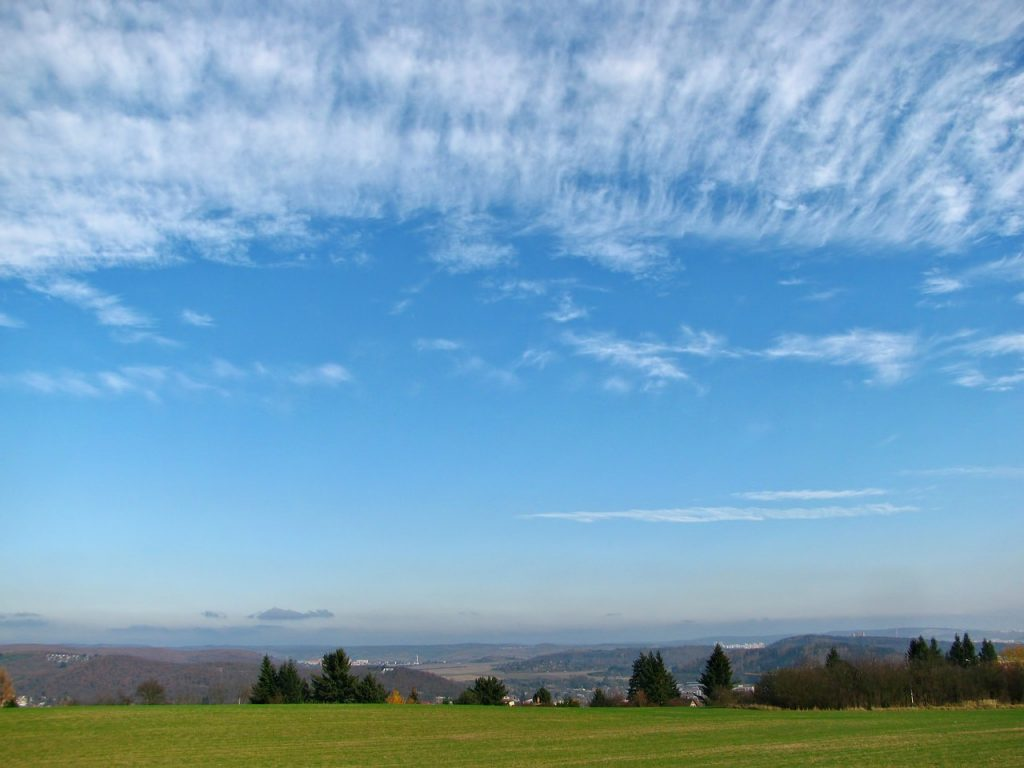Telling Weather Using Clouds Cirrostratus