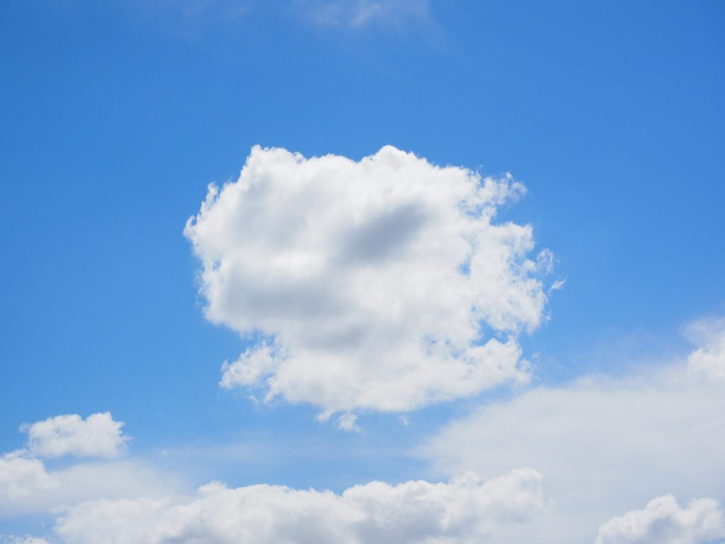 Telling Weather Using Clouds How Cumulus