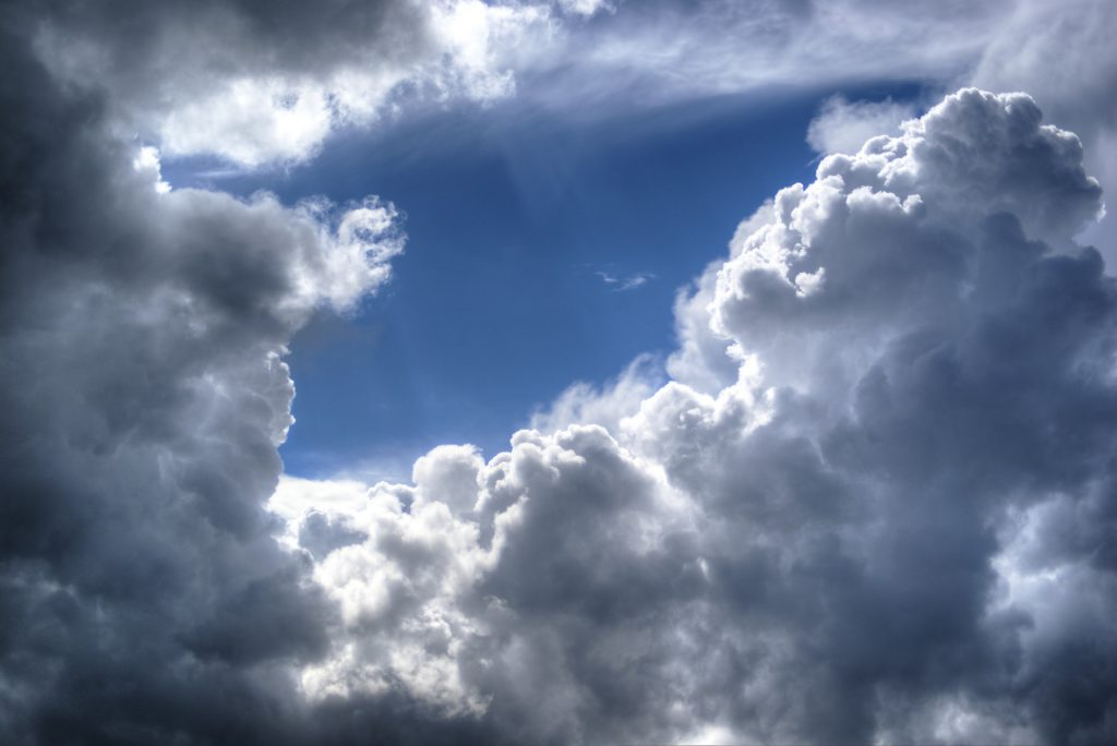 Telling Weather Using Clouds How Cumulonimbus