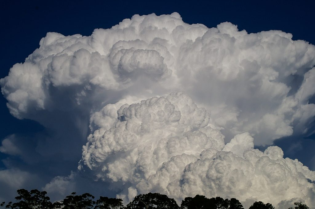 Telling Weather Using Clouds How Nimbus