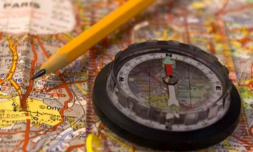 Map Reading: The Basics of Land Navigation