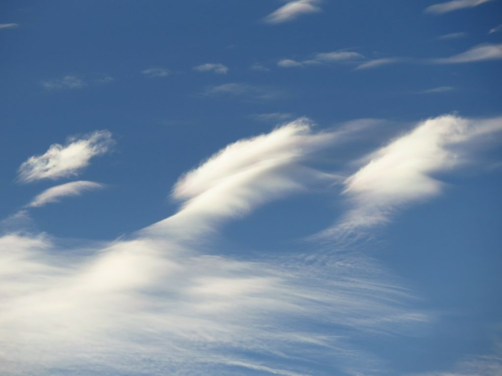 Telling Weather Using Clouds How Cirrus
