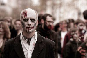 Chances of a Zombie Apocalypse
