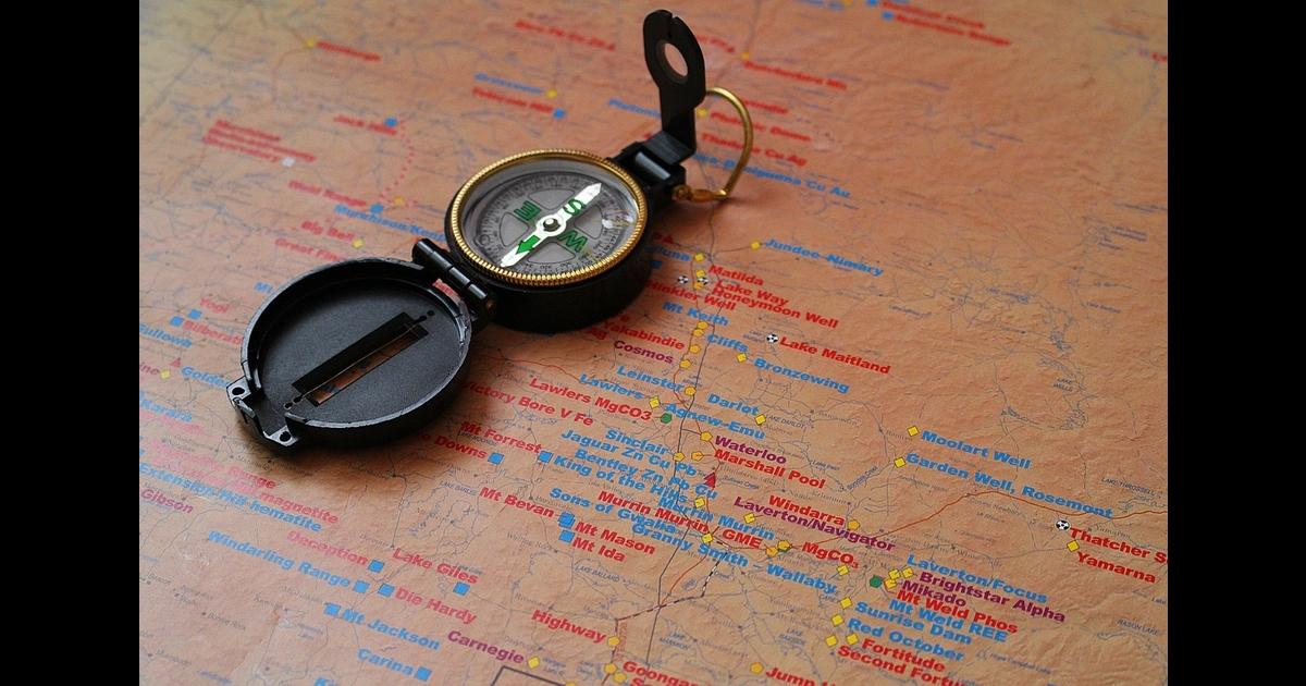 Survival Navigation Basics