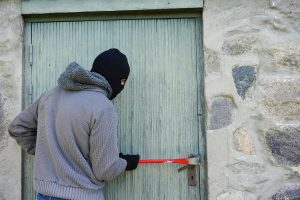 Witnessing A Burglary: Safety and Security