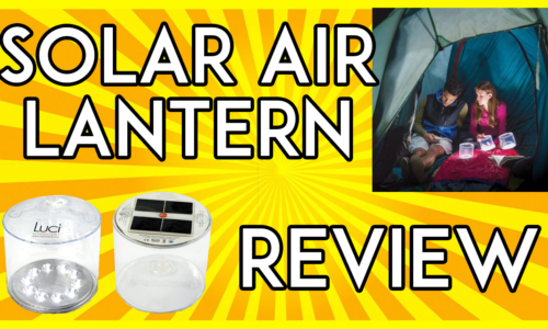 Solar air lantern review – How Does it Shape Up?