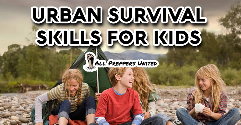 Urban Survival Skills for Kids